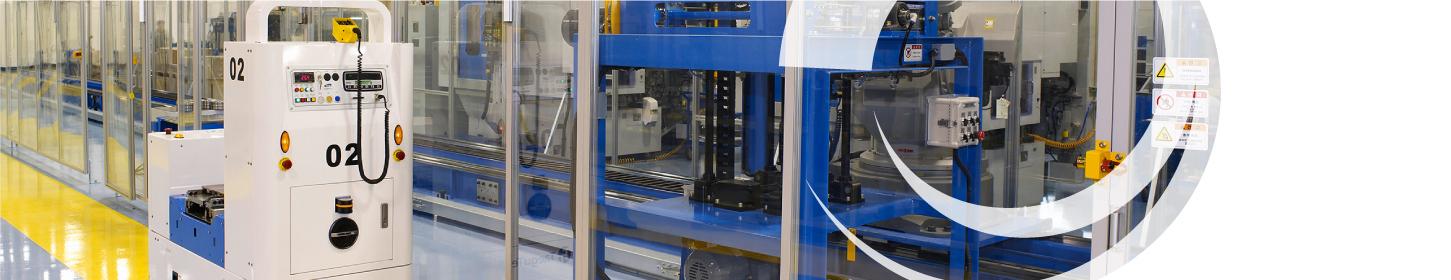 重量物据付・自動搬送装置据付・メンテナンス事業